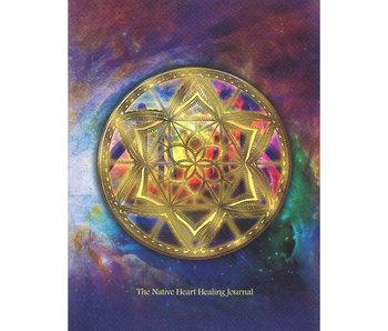 Notitieboek The Native Heart Healing Journal