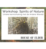 Workshop: Spirits of Nature