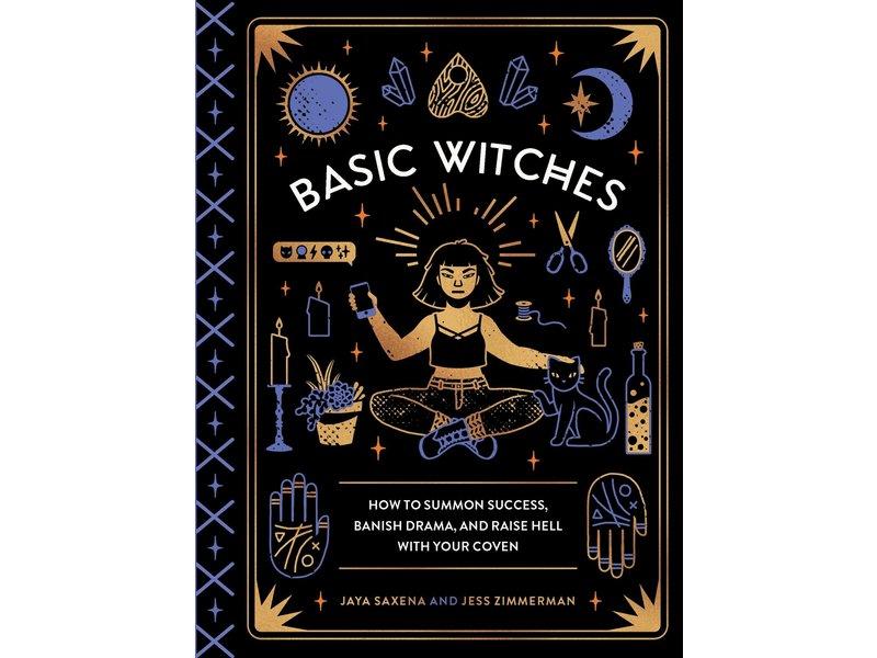 Jaya Saxena Basic Witches