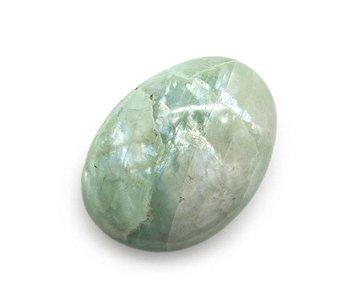 Maansteen Groen Palmsteen Groot
