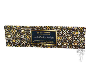 Wierook Pure Absolute Oud Black