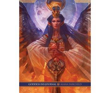 Notitieboek Goddess Isis Oracle Journal
