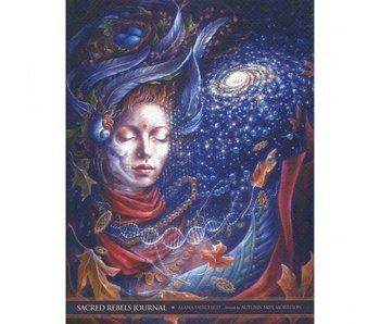 Notitieboek Sacred Rebels Journal