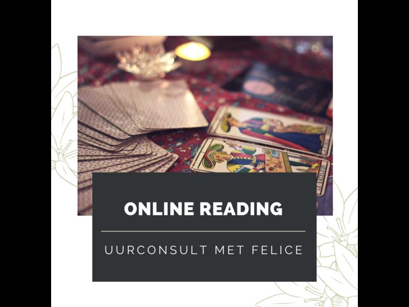 Tarot Reading op Afstand van Felice - Uurconsult