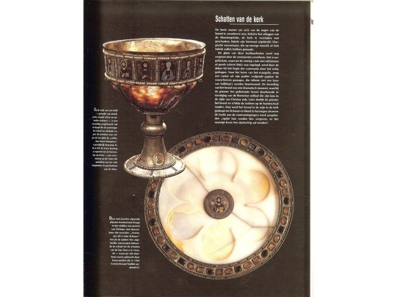 Time-Life Wereldgeschiedenis De Gesel der Vikingen