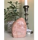 Roze Maansteen Sculptuur C