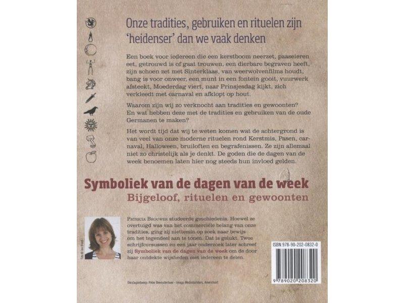 Patricia Brouwer Symboliek van de Dagen van de Week