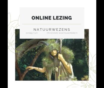 Online Lezing : Natuurwezens - 7 juni