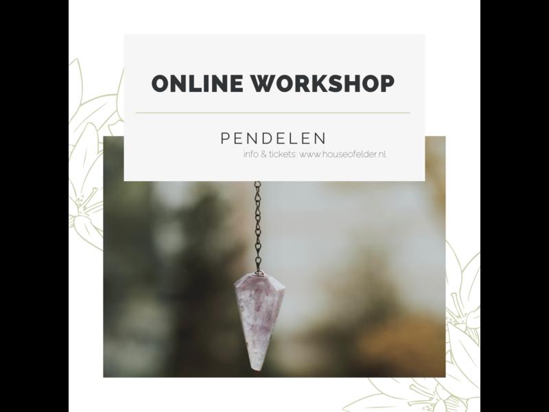 Online Workshop : Pendelen - 12 juni