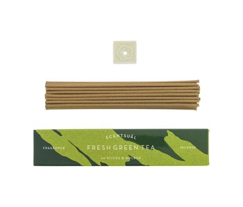 Japanse Wierook Fresh Green Tea Scentsual