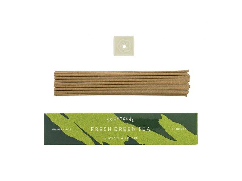 Japanse Wierook Fresh Green Tea Scentsual