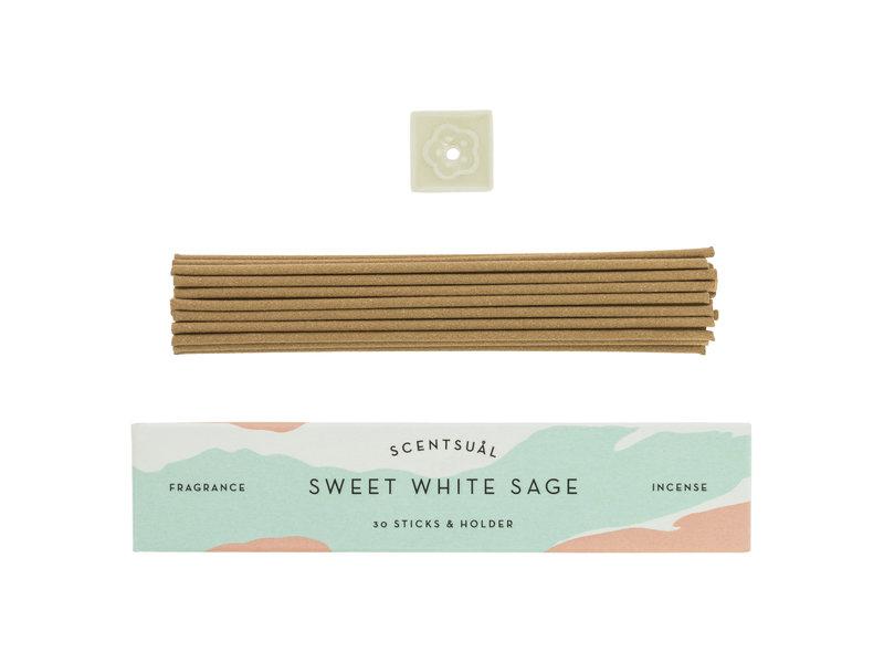 Japanse Wierook Sweet White Sage Scentsual
