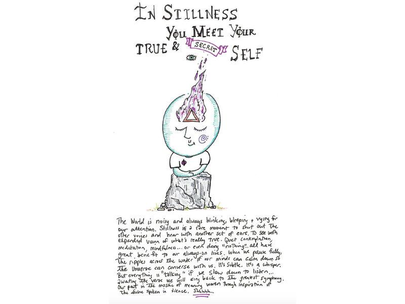 Yanik Silver The Cosmic Journal