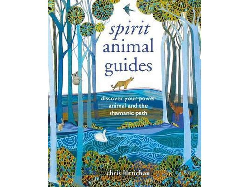 Chris Luttichau Spirit Animal Guides