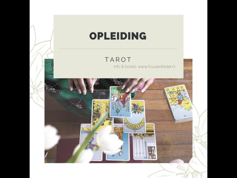Spiritueel Centrum Miraja Opleiding Tarot
