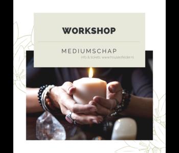 Workshop: Kennismaking met Mediumschap 16 augustus