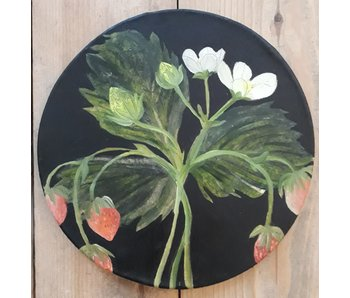 Flowerdrum Aardbei