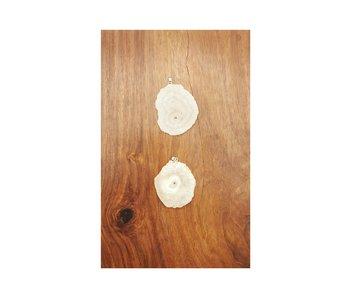 Hanger Witte Agaat