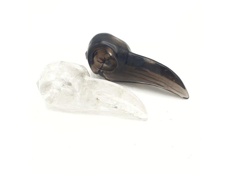 Raaf Krachtdier Bergkristal