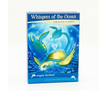 Whispers of the Ocean Orcale Cards