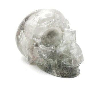 Kristallen Schedel Bergkristal met Fantoomkwarts