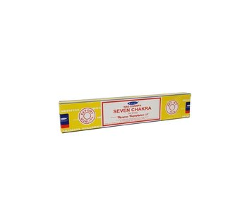 Wierook Satya Seven Chakras 15 gram