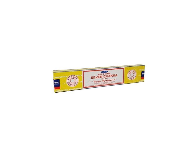 Satya Wierook Satya Seven Chakras 15 gram