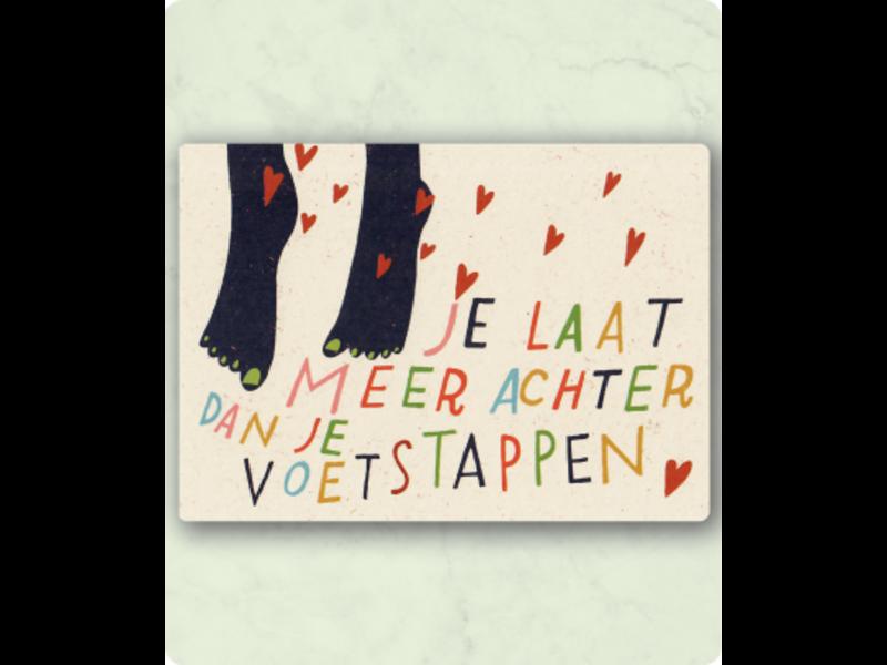 Zintenz Postkaart C95