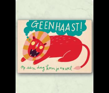 Zintenz Postkaart C94