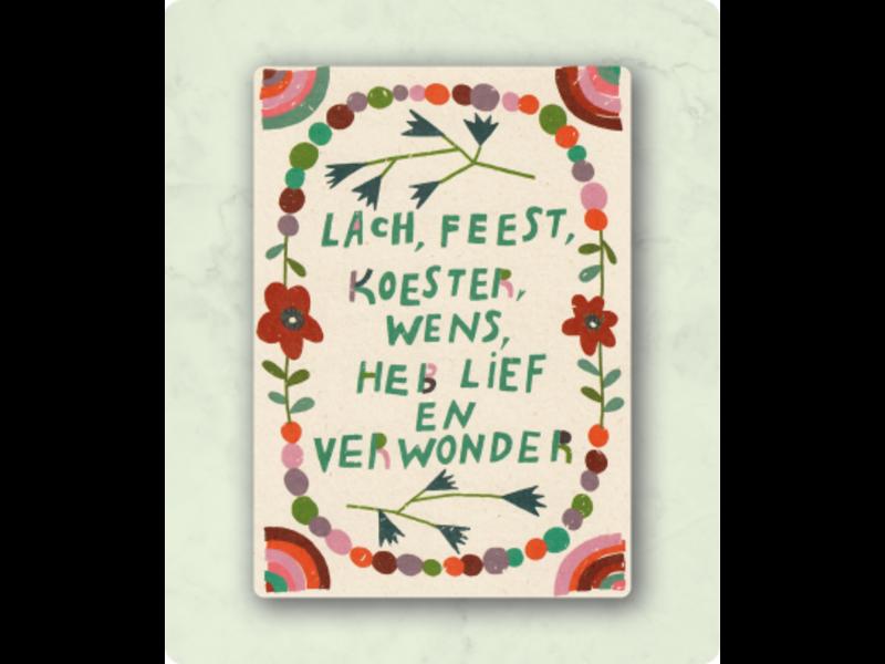 Zintenz Postkaart C74