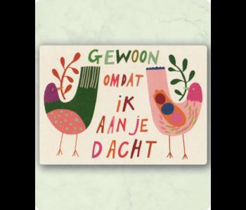 Zintenz Postkaart C68