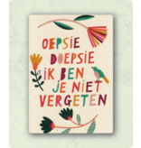Zintenz Postkaart C66