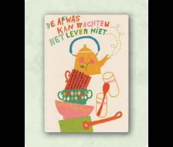 Zintenz Postkaart C55