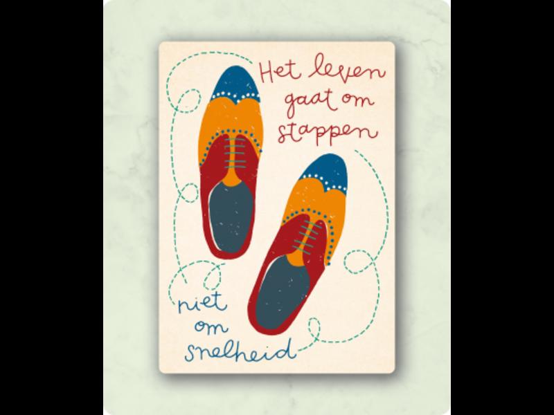 Zintenz Postkaart C43