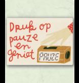 Zintenz Postkaart C33