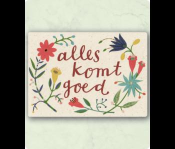 Zintenz Postkaart C21