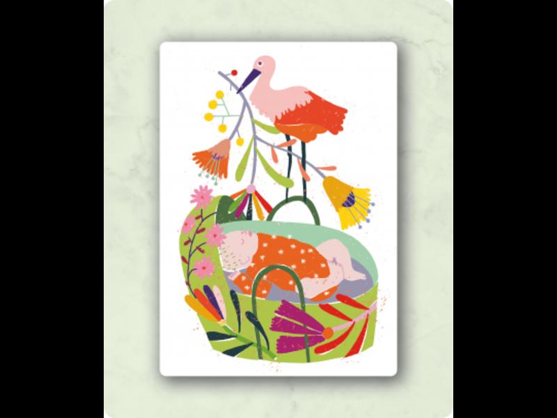 Zintenz Postkaart C111