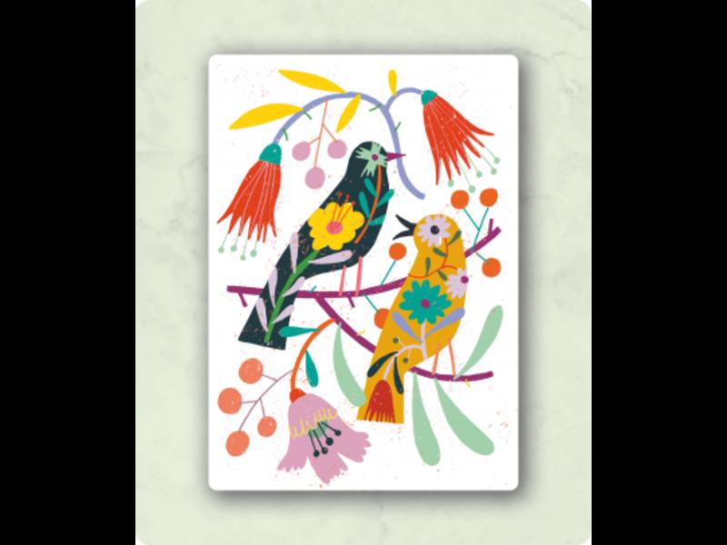 Zintenz Postkaart C110