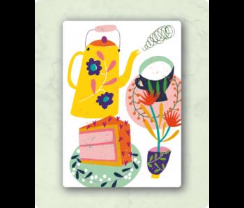 Zintenz Postkaart C109
