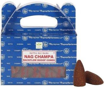 Wierook Kegel Backflow Nag Champa