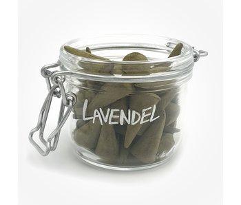 Wierook Kegels Bio Lavendel