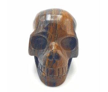 Schedel Skull Tijgerijzer