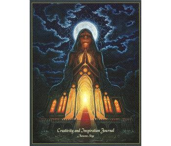 Notitieboek Creativity and Inspiration Journal Temple