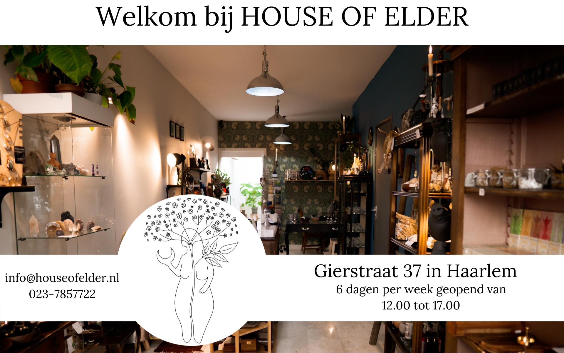 House of Elder welkom