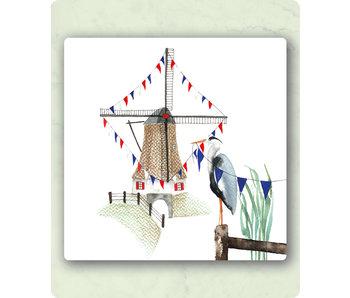 Zintenz postkaart met envelop LY63