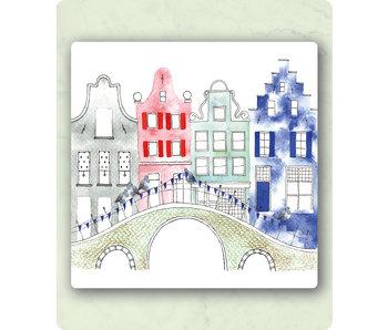 Zintenz postkaart met envelop LY58
