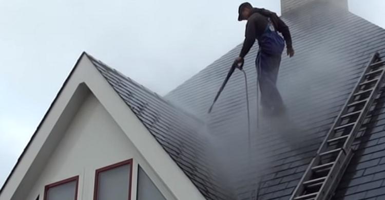 Zelf uw dak impregneren