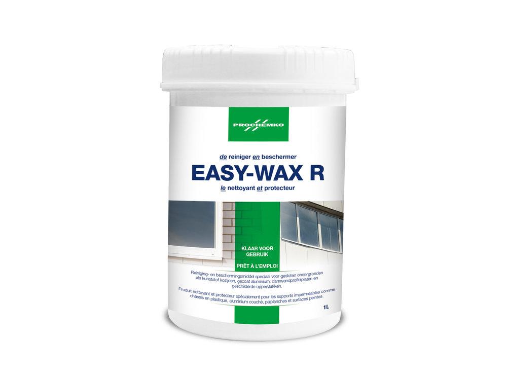 Prochemko Easy-Wax R Kunststof bescherming