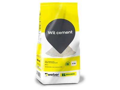 Weber Beamix Zement 4 Kilo