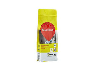 Weber Beamix Snelcement - sneldrogend